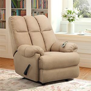 Dorel-Living-Massage-Chair-Massage-Recliner-Tan