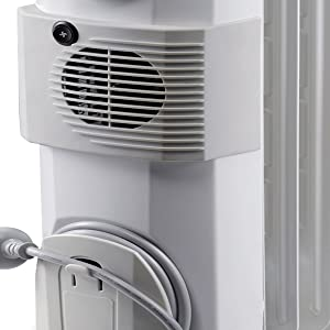 column heater