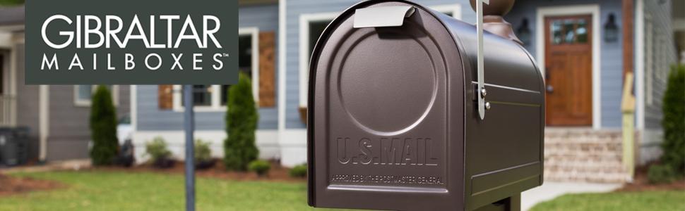 gibraltar mailboxes, solar group