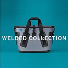 built lunch box thermos drink container welded cooler bag