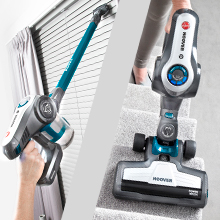 Hoover DS 22 ptgc Discovery Pets 22 V Lithium Cordless 2in1 Stick Vacuum Cleaner