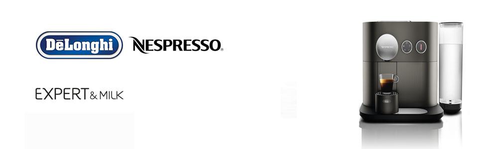 Nespresso coffee machine range