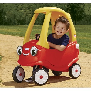 cozy coupe; little tikes; cozy coupe for kids; ride on kids; ride on for toddlers; little tykes coup