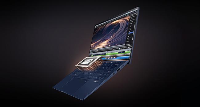 Intel Core i7, 16GB RAM, 512GB SSD