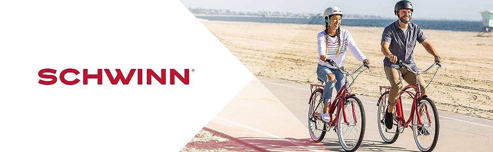 Schwinn, Bike, Bicycle, cruiser bikes, Family Bikes, beach cruiser, bikes for adults, sanctuary 7