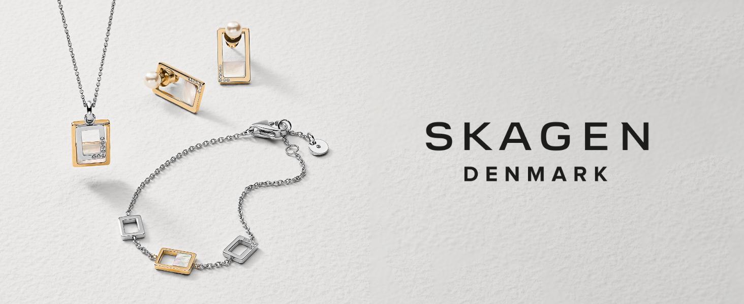 skagen jewelry necklaces minimal jewelry