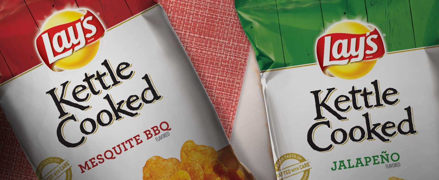 lay's kettle cooked potato chips
