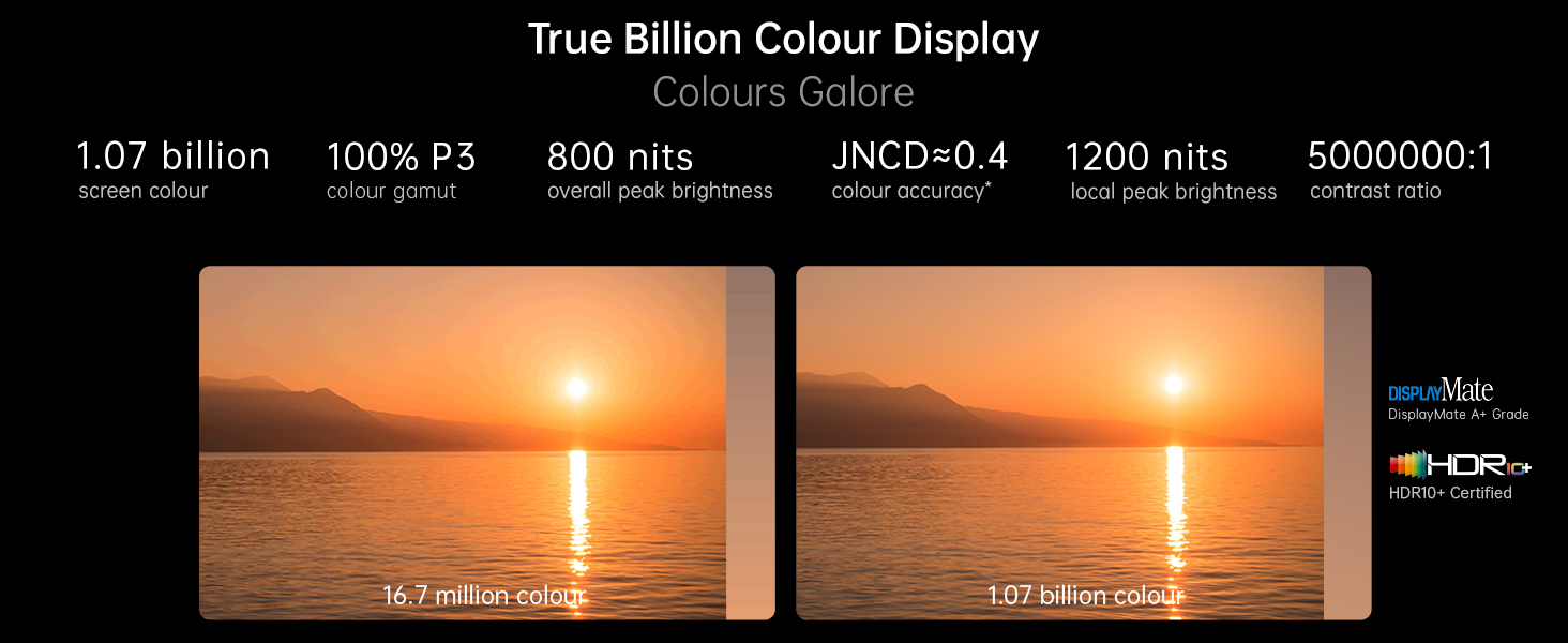 Billion Color