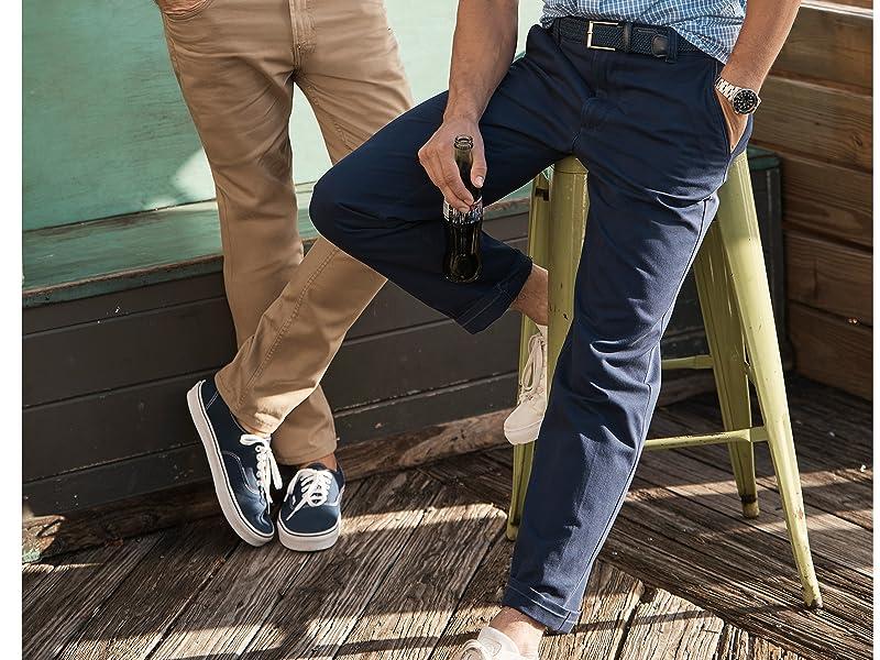 Arrow Mens 5 Pockets Straight Fit Twill Pant