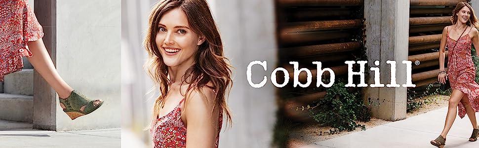Cobb Hill, women's comfort shoes, women's comfort sandals, artisan shoes, unique shoes, wide shoes