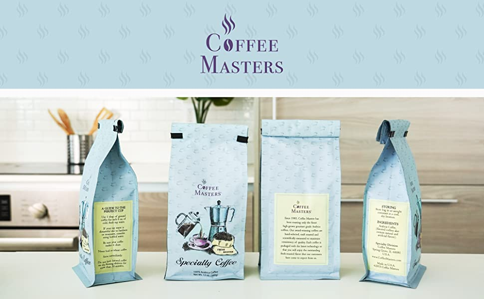 Coffee Masters Flavored Coffee