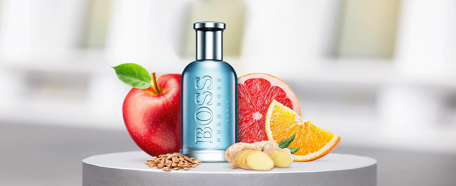 Hugo Boss Bottled Tonic Eau De Toilette, 100 ml