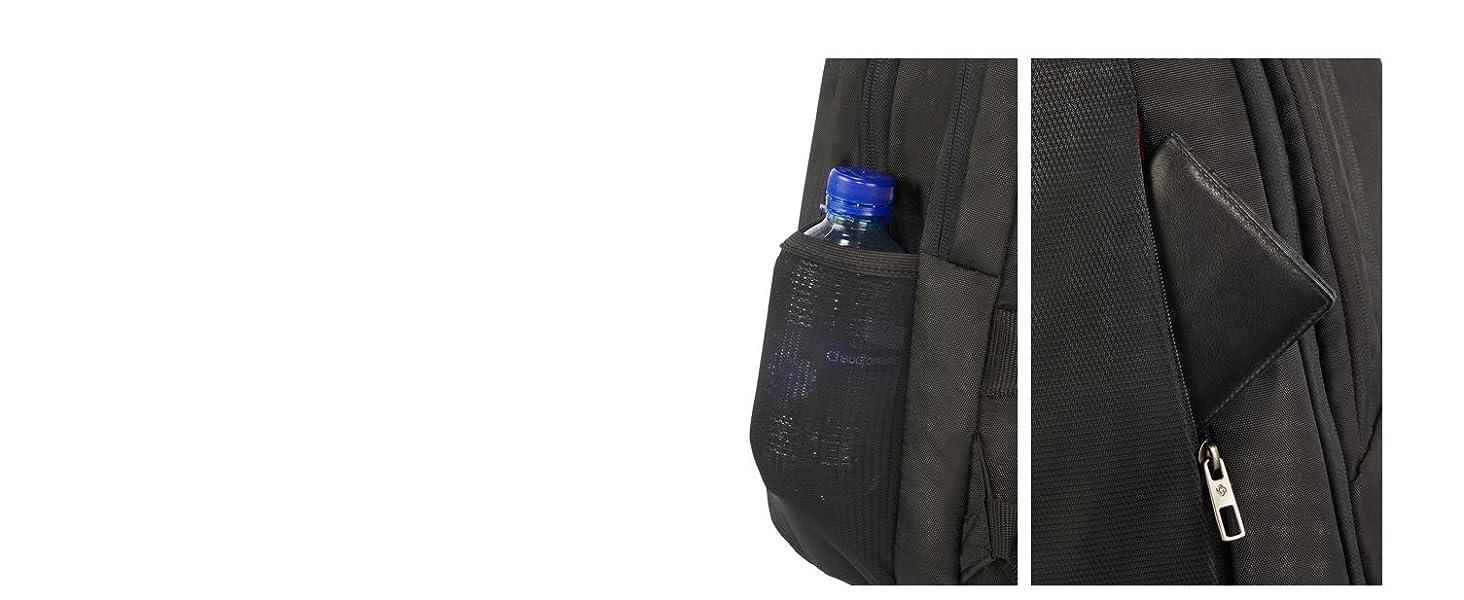 Black Negro 17.3 Pulgadas Samsonite Guardit 2.0 Malet/ín para port/átil 43 cm - 18.5 L