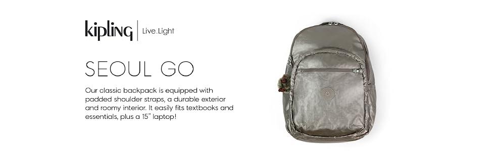 backpack bag purse school girl children kids laptop carry durable