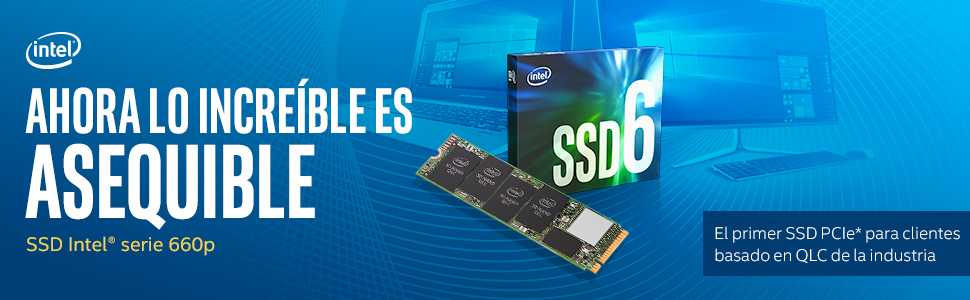 Intel SSDPEKNW512G8X1 660P - SSD 512 GB: Intel: Amazon.es: Informática