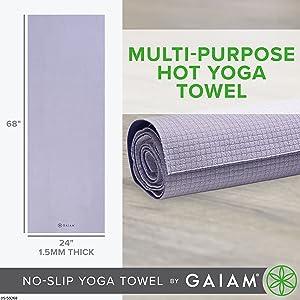 Hot Yoga Towel