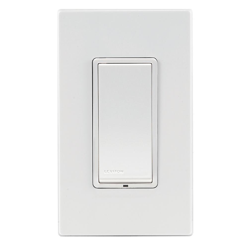 Leviton Dz15s 1bz Decora Smart Switch With Z Wave