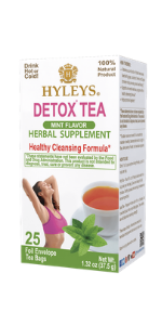 Amazon Com 12 Pack Hyleys Wellness Garcinia Cambogia Green Tea 25 Bagss 100 Natural Sugar Free Gluten Free And Non Gmo Grocery Gourmet Food