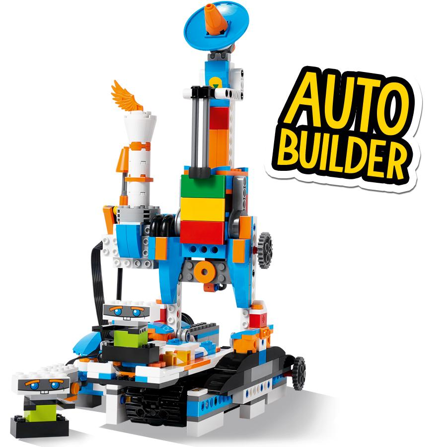 Best Coding Toys Reviewed : Amazon lego boost creative toolbox building and
