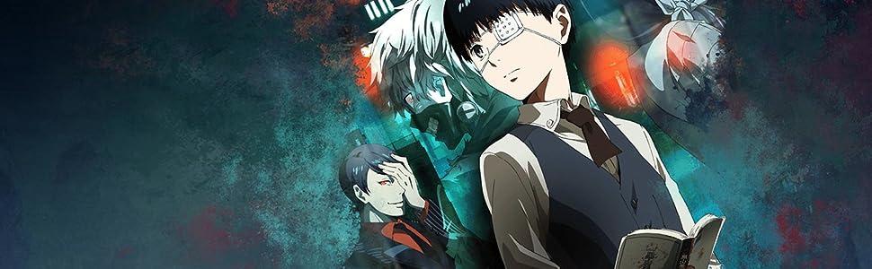 Tokyo Ghoul: Root A - Staffel 2 - Vol.1 - Blu-ray mit ...