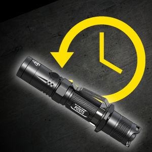 NITECORE P12GTS Turbo long runtime