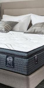 Pillowtop; Mattress; Plush Mattress; Soft Mattress