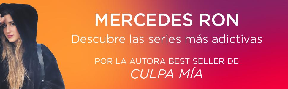 Culpa Mía Culpables 1 Ebook Ron Mercedes Amazon Es Tienda Kindle