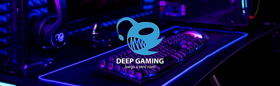 deepgaming Haako ordenador gaming sobremesa completo amd ryzen 5 7