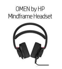 OMEN by HP Mindrame Headset