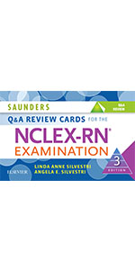 review cards, nclex