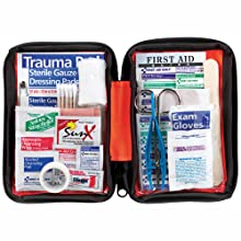 107 Piece First Aid Kit by Ready America
