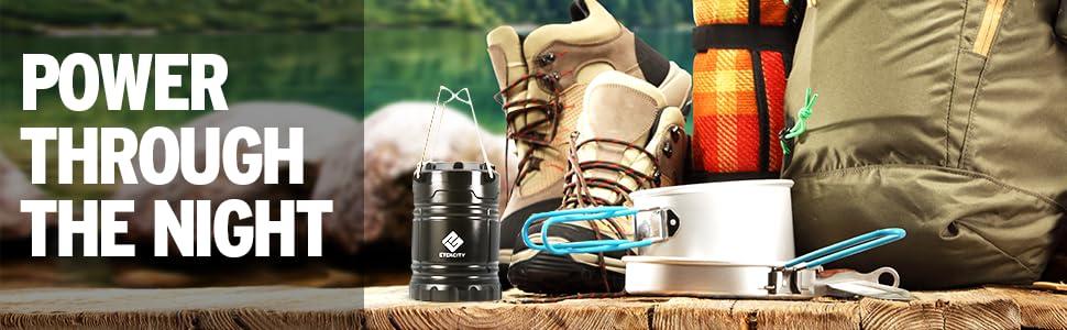 Etekcity Led Camping Lantern Ultra Bright Portable Indoor