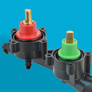 1510b349d3 Ceramic-Core Valve and Patented Unibody Construction for Reliability and  Safety