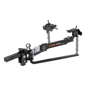 CURT Weight Distribution Hitch with Sway Control