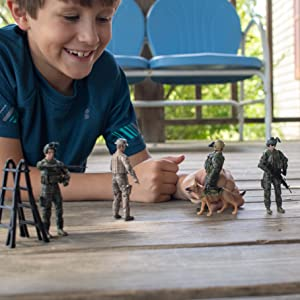 elite force military figures for kids