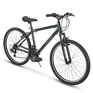huffy mountain bikes, exxo bike, mountain bike, aluminum bikes, green bikes, bicycle