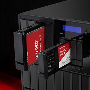 2.5インチ 新製品 Western Digital WDS200T1R0A 2TB SSD WD Red SA500 NAS SATA SSDシリーズ