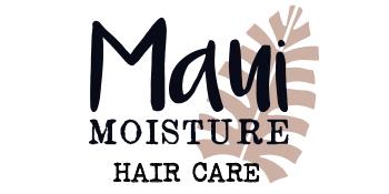 Maui Moisture hair mask for frizzy hair