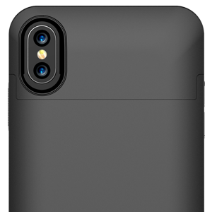Alpatronix BXXt Max 3500mAh Ultra Slim & Lightweight Battery Case with Qi Wireless Charging Compatible for iPhone Xs Max (6.5-inch) (Black)