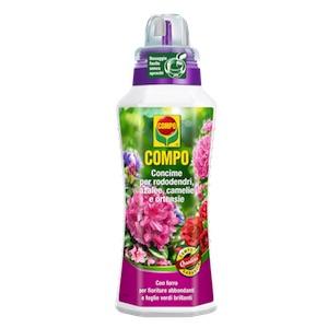 compo concime liquido ortensie rododendri azalea acidofile