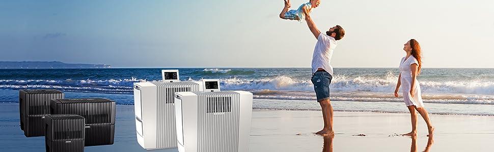 Venta für frische, reine Luft