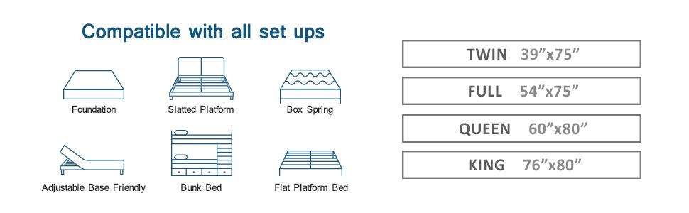 queen mattress, king mattress, queen size mattress, king size mattress, mattress king, mattress