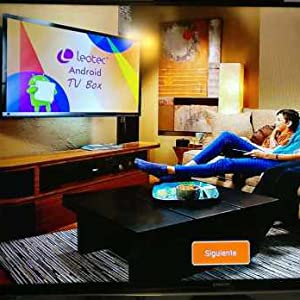 Leotec Android Tv 4K 1GB RAM 8GB ROM: Amazon.es: Electrónica