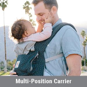 multi-position carrier