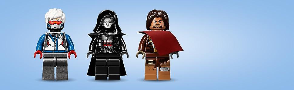 과부하, 장난감, LEGO, 게임