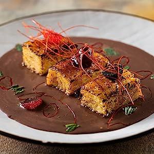 sirope chocolate; reposteria; decoracion postres; postres; sirope sin gluten; reposteria sin