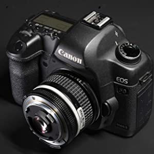 Photo Plus Canon EOS 700D 650D 600D 550D 500D 450D 400D 350D 300D to Rollei Rolleiflex Lens Adapter