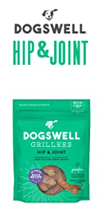 hip joint health glucosamine chondroitin green mussel grain free duck meat protein smoky made in usa