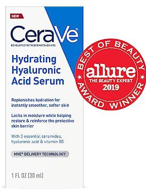 Hyaluronic Acid Hydrating Serum Cerave CeraVe