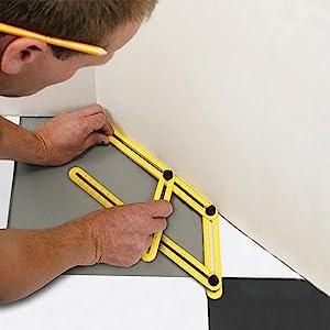 Amazon.com: General Tools 836 Angle-izer Template Tool: Home